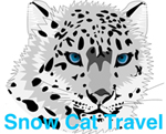 Snow Cat Travel - logotype